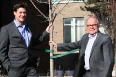 100 arbres donnés aux résidents de Mont-Royal