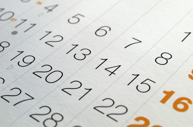 Agenda communautaire du 15 avril 2015