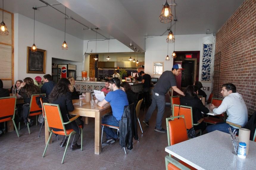 La Capital Tacos: une taqueria dans le Quartier chinois