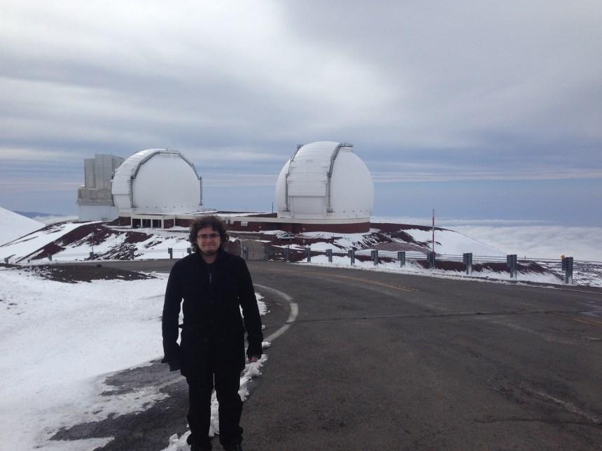 Le premier Québécois à recevoir une bourse de la NASA