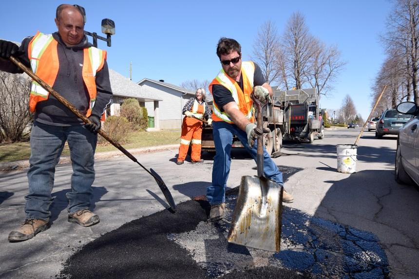 Le budget 2019 fait la part belle aux travaux publics