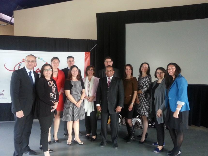 Saint-Laurent lauréat au Gala Montréal durable