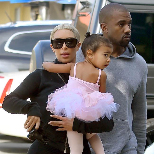 La fille de Kim Kardashian a été baptisée à Jérusalem