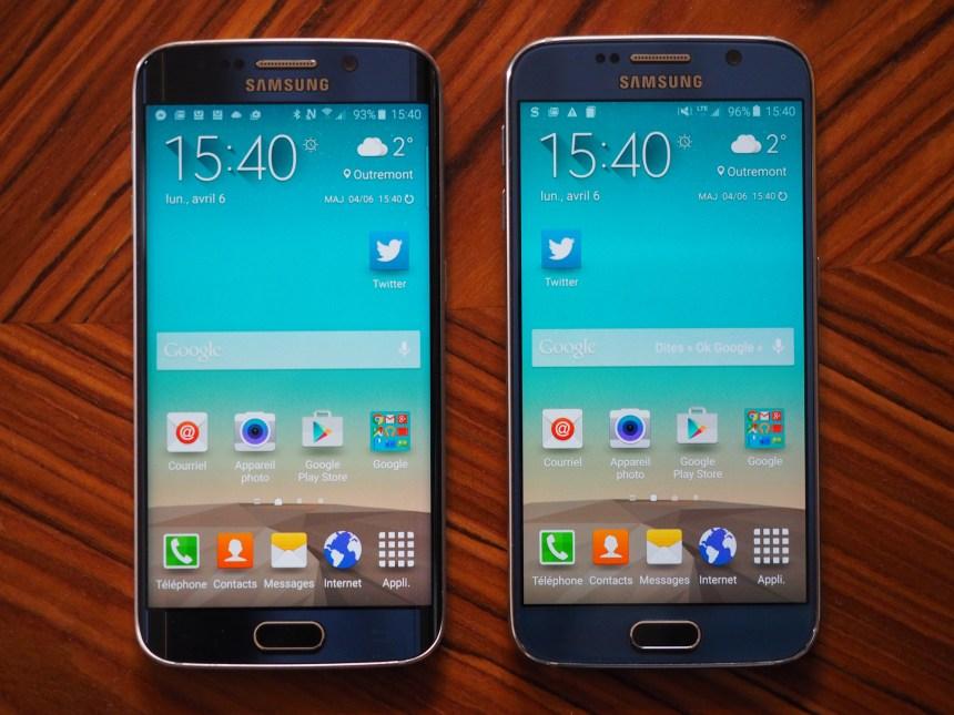 Test du Galaxy S6: Samsung se surpasse