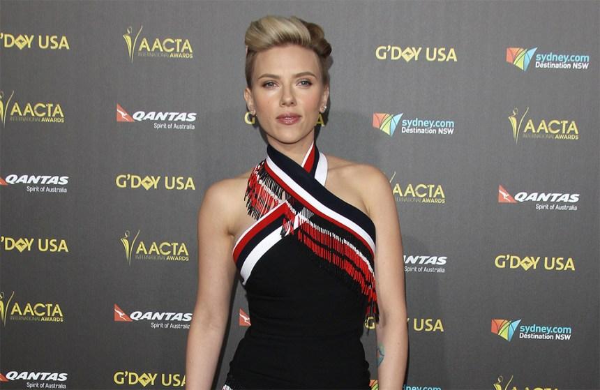 Scarlett Johansson a grandi dans le besoin