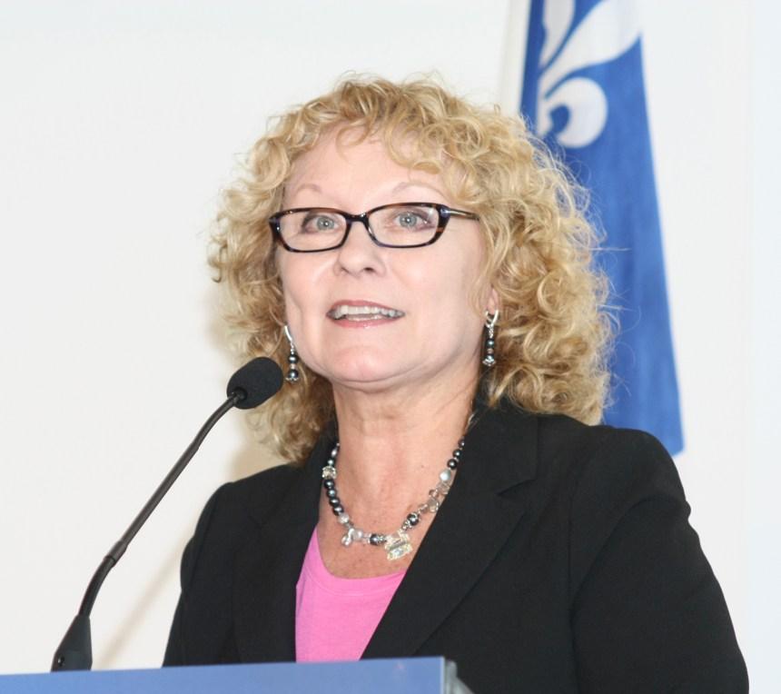 Marguerite Blais n'a pas l'intention de démissionner