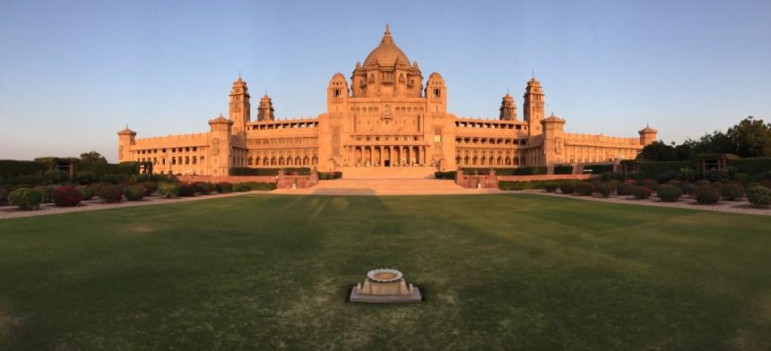 Umaid Bhawan Palace: dormir chez le maharaja