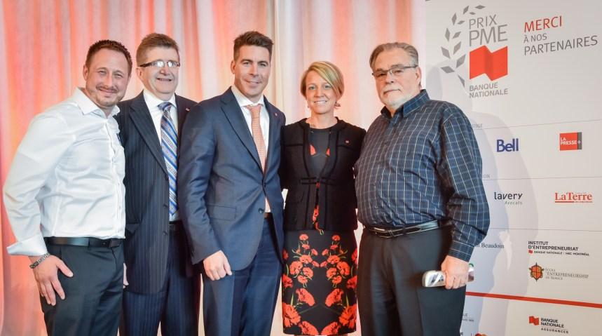 L'excellence entrepreneuriale de l'Ouest de Montréal célébrée