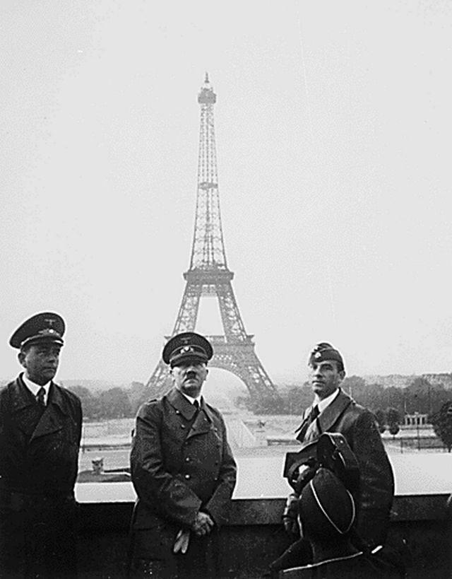 Hitler est bien mort en 1945 selon l'examen de ses dents