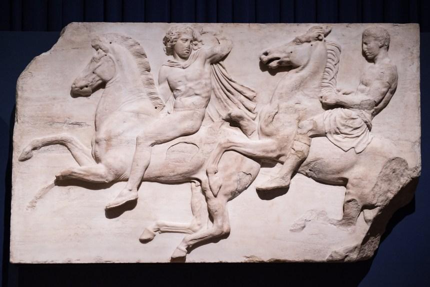 Frises du Parthénon: Athènes optera pour la diplomatie plutôt que la justice