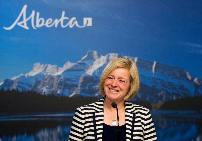 Pourquoi la victoire albertaine du NPD fascine les Québécois?