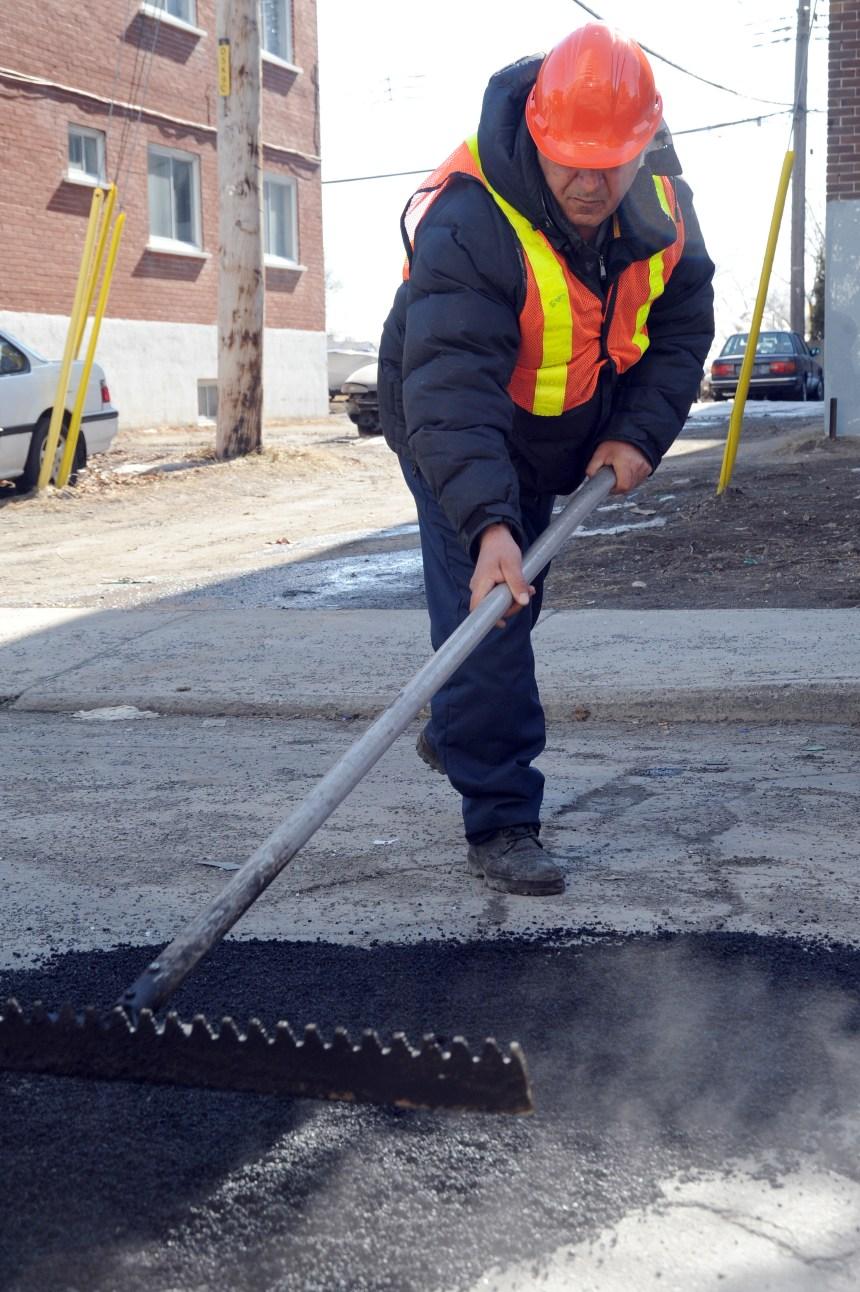 Plus de 2,1 M$ pour réparer quatre rues léonardoises