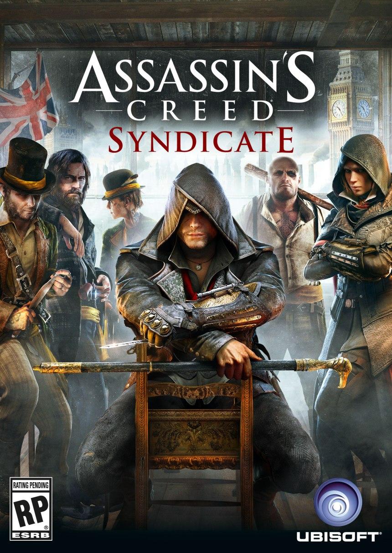 Ubisoft ne se laisse pas oublier, voici Assassin's Creed Syndicate
