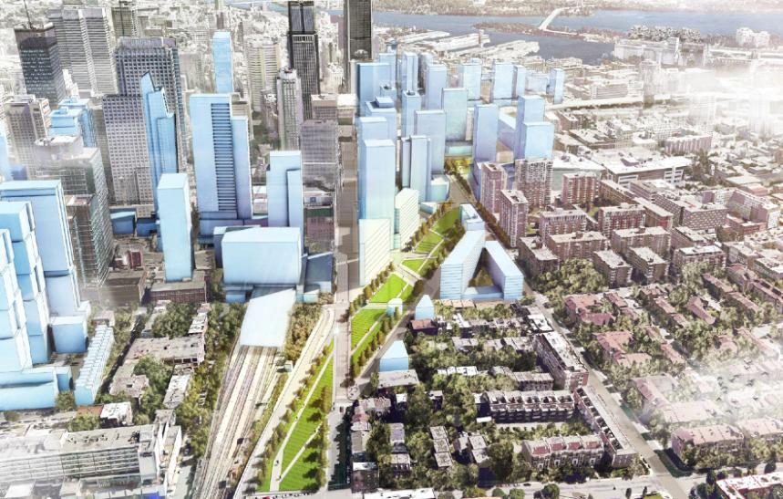 Consultation sur l'avenir du Quartier des gares