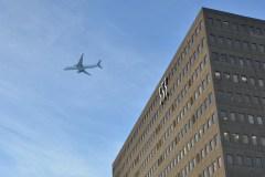 Bruit des avions: les Pollués posent quatre nouvelles stations