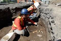 Les Mohawks revendiquent les artéfacts trouvés sur le site Le Ber