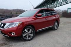 Nissan Pathfinder 2015: le Pathfinder est mort, vive le Pathfinder!