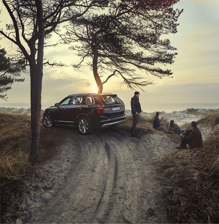 Collaboration entre Volvo et le DJ Avicii