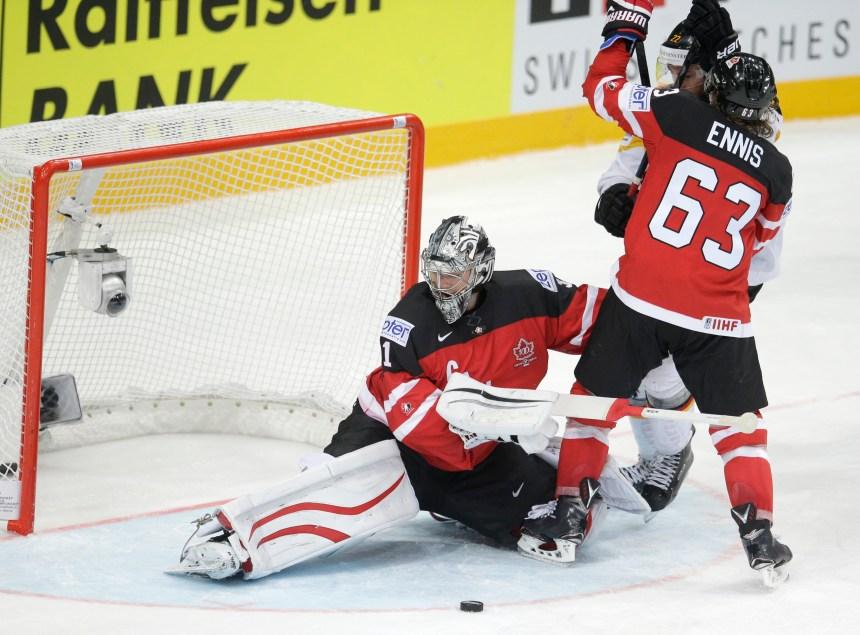 Le Canada écrase l'Allemagne 10-0 au Mondial