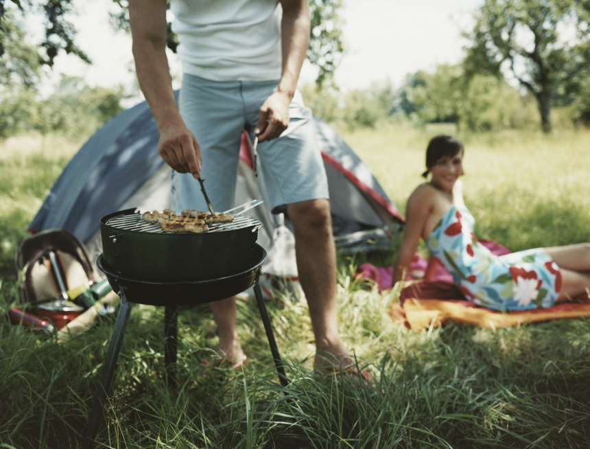Cuisiner bon, facile, pas cher… en camping