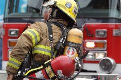 La barbe est interdite chez les pompiers