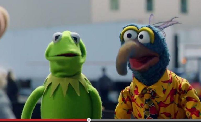 Les premières images du nouveau «Muppet show»