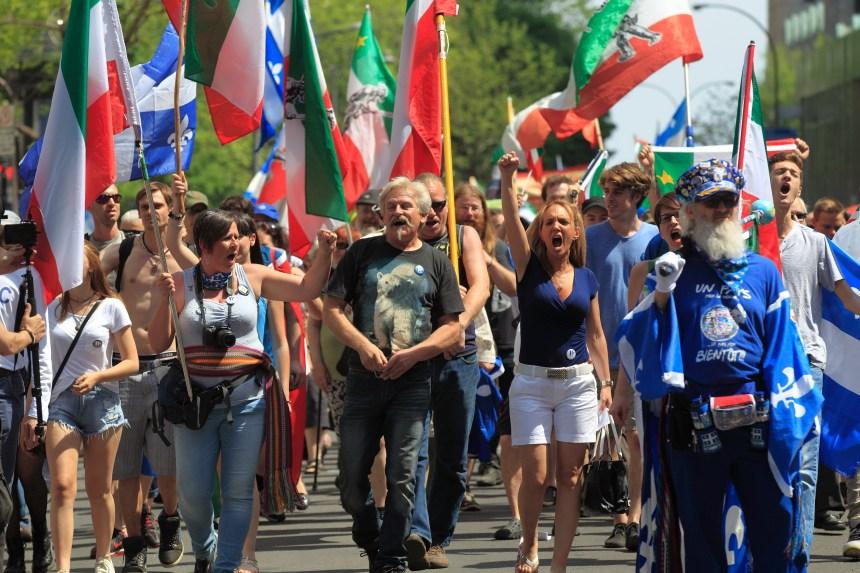 La Fête des Patriotes est soulignée au Québec