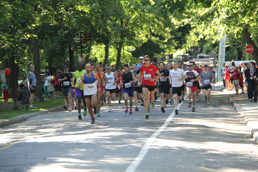 3ème édition de la Foulée des parcs: Outremont «à la course»!