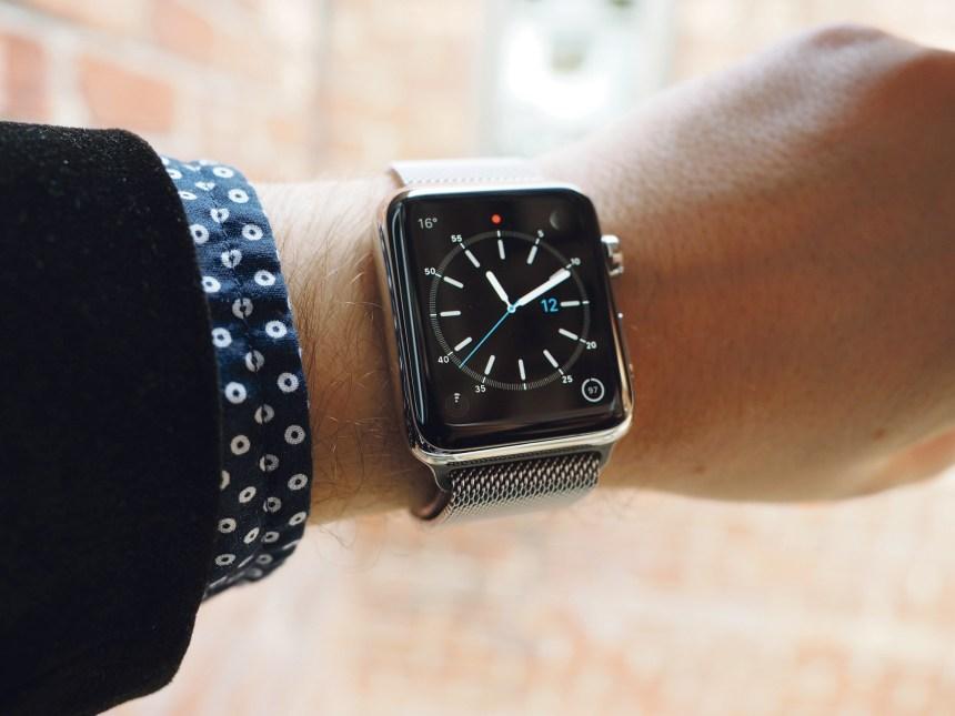 Essai de l'Apple Watch: un bijou moderne
