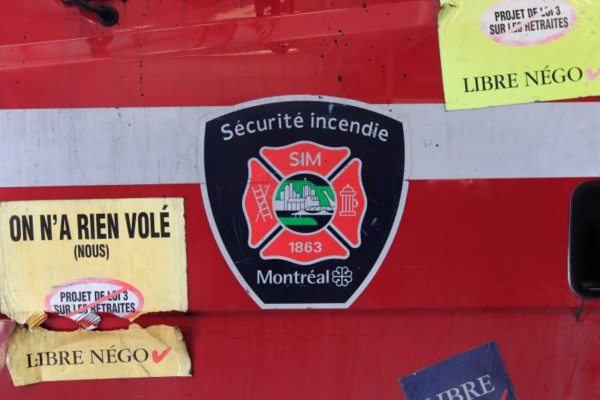 Trêve des pompiers pour Jean Doré