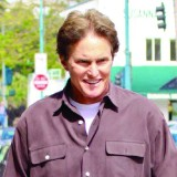 Bruce Jenner taking a walk in Beverly Hills as he films for his reality show 'Keeping Up with the Kardashians'.  Jenner is seen wearing toning aerobic sneakers, similar to the ones endorsed by his stepdaughter Kim Kardashian Los Angeles, California - 23.03.11 Mandatory Credit: The Media Circuit/ WENN.com