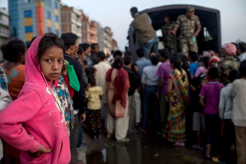 Népal: «On était assez surpris»