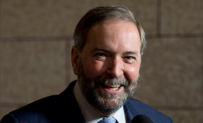 Les néo-démocrates d'Ottawa heureux après la victoire du NPD en Alberta
