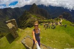 Infraction au Machu Picchu