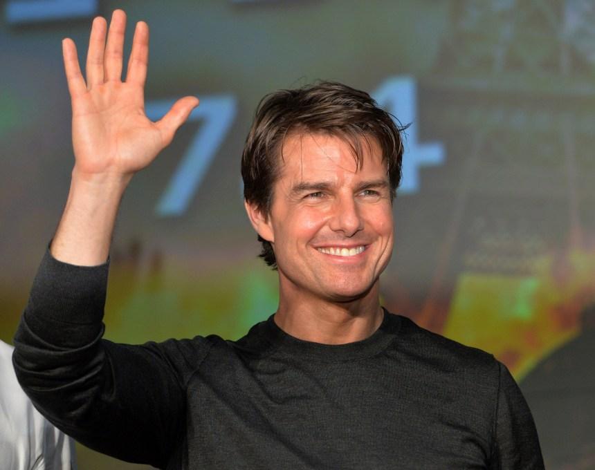 Tom Cruise, prêt à se battre dans la suite de «Top Gun»