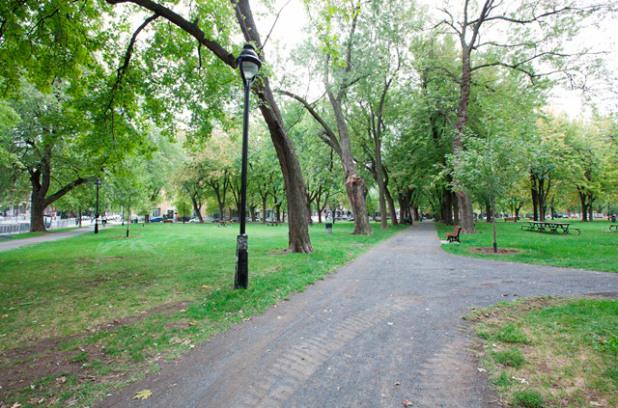 Consommation d'alcool dans les parcs: fin de la récréation pour les fêtards