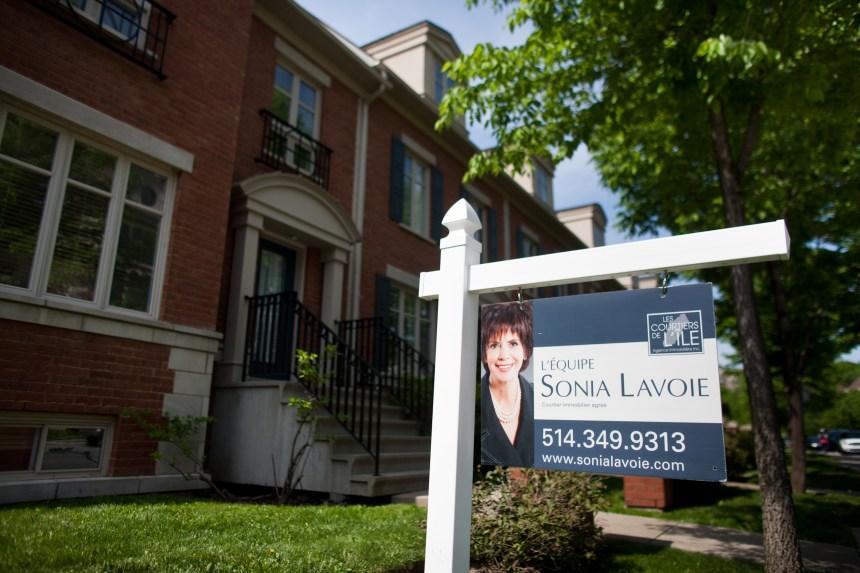 Immobilier à Montréal : hausse des ventes malgré une baisse de l'offre