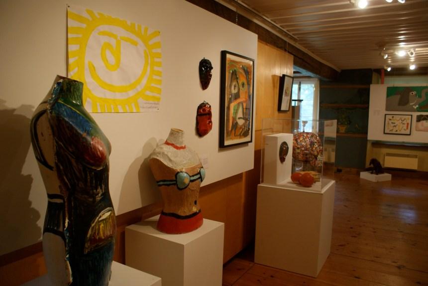 Exposition: la santé mentale à travers le prisme de l'art