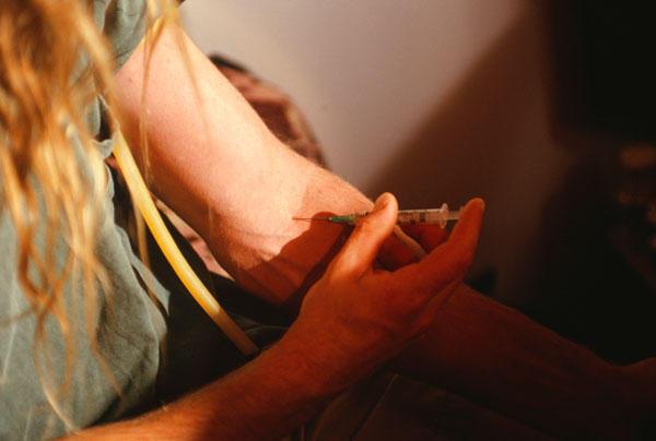 Dans l'attente d'un site d'injection supervisée à Hochelaga