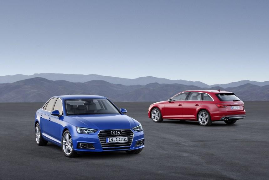 Une nouvelle Audi A4 allégée et à personnaliser