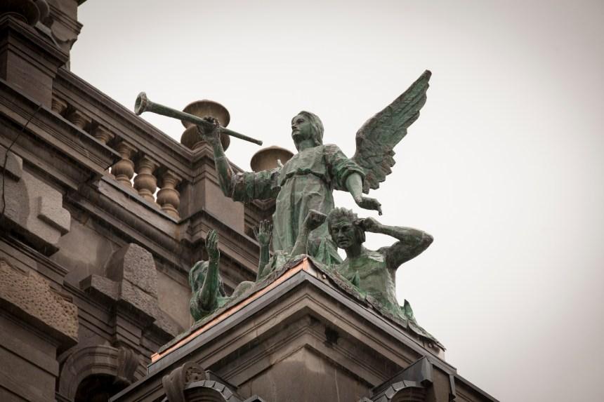 Patrimoine religieux: «Redonner vie» aux anges du Mile-End