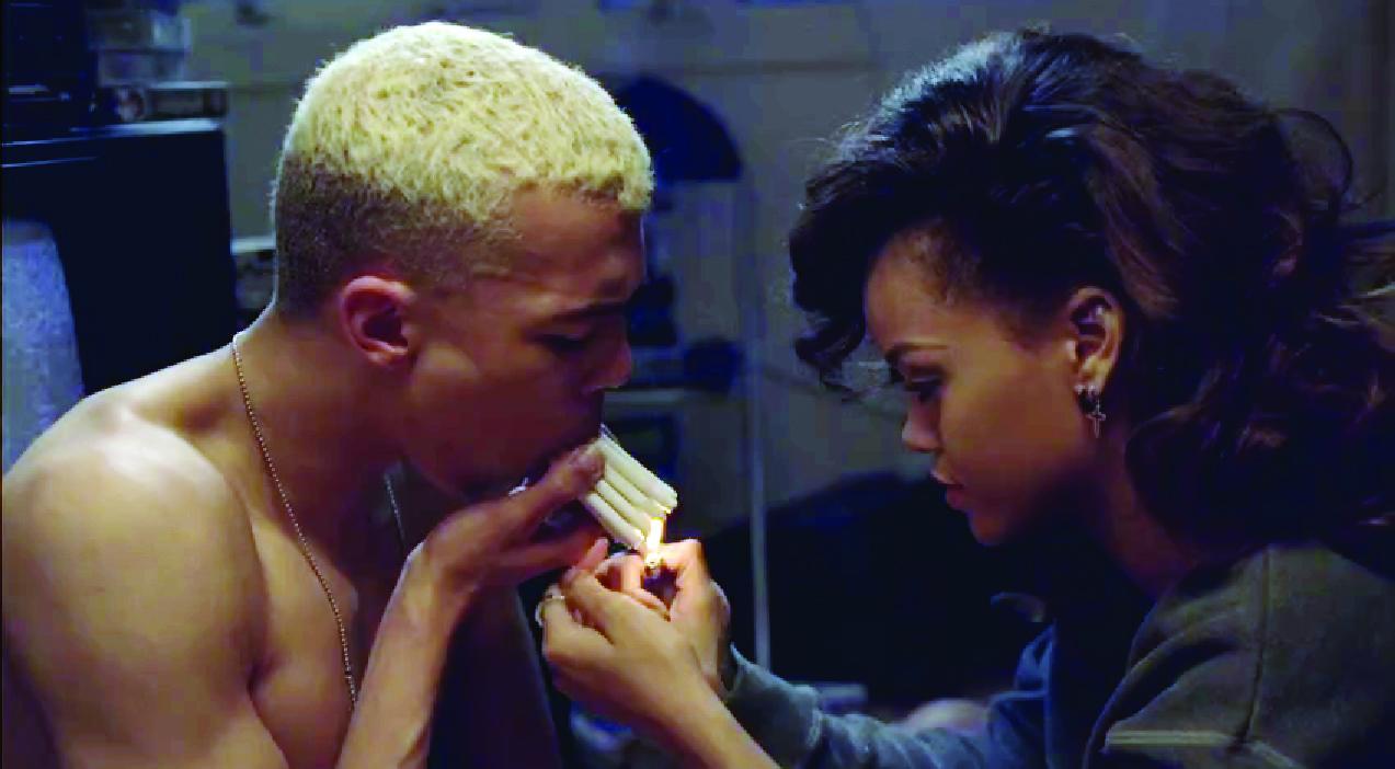 Art Rihanna Calvin Harris_C100