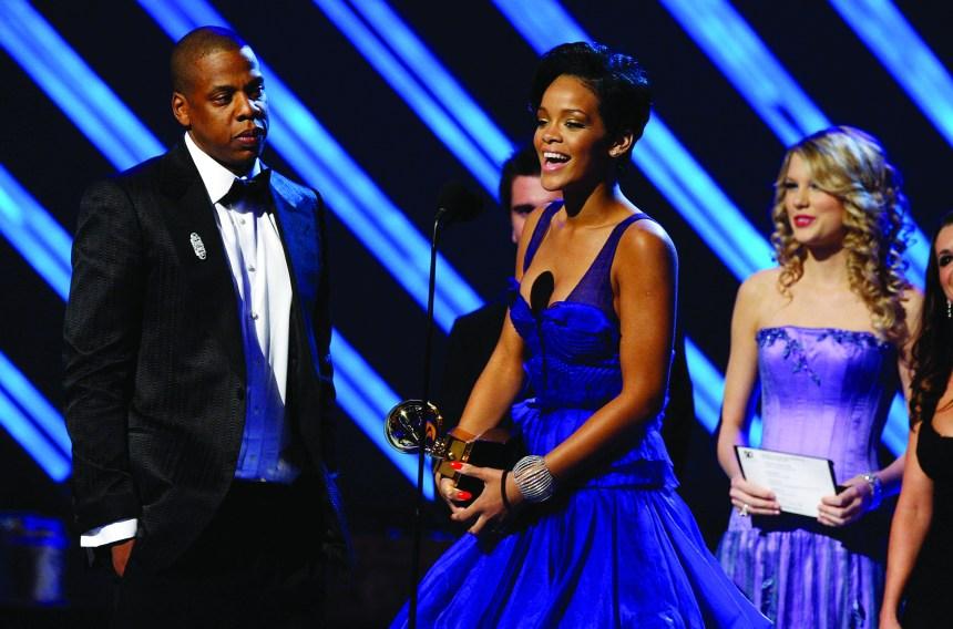 Rihanna et ses amis