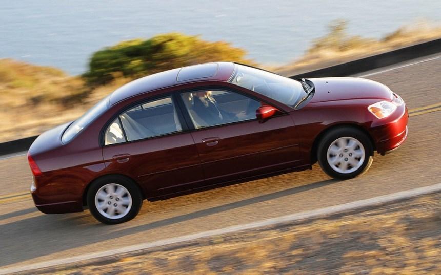 Coussins gonflables Takata défectueux :  la Honda Civic s'ajoute à la liste
