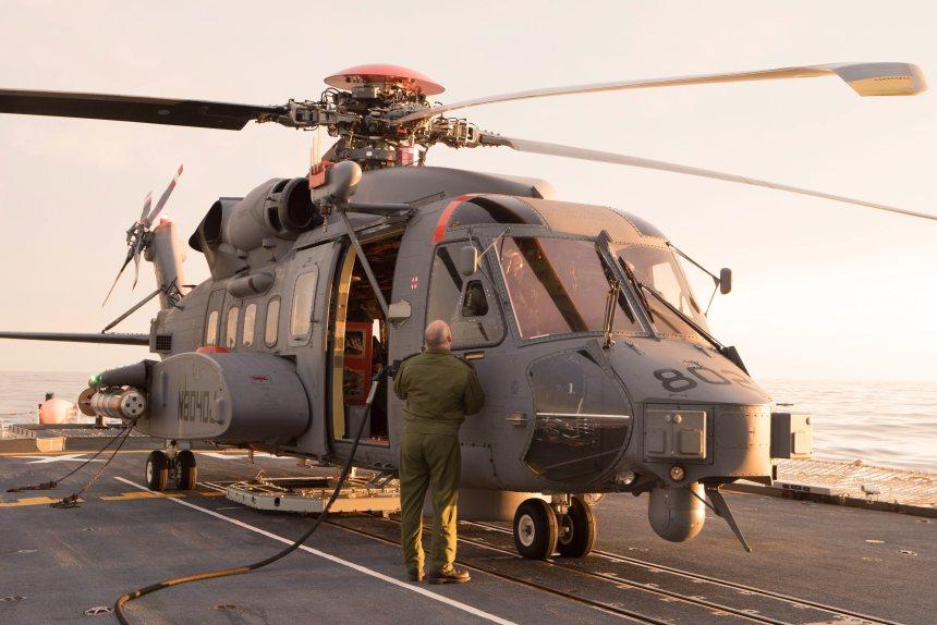 Le Canada recevra six nouveaux hélicoptères