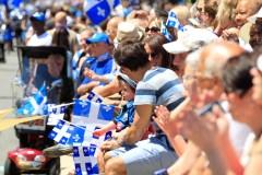 Fête nationale: deux défilés à Montréal
