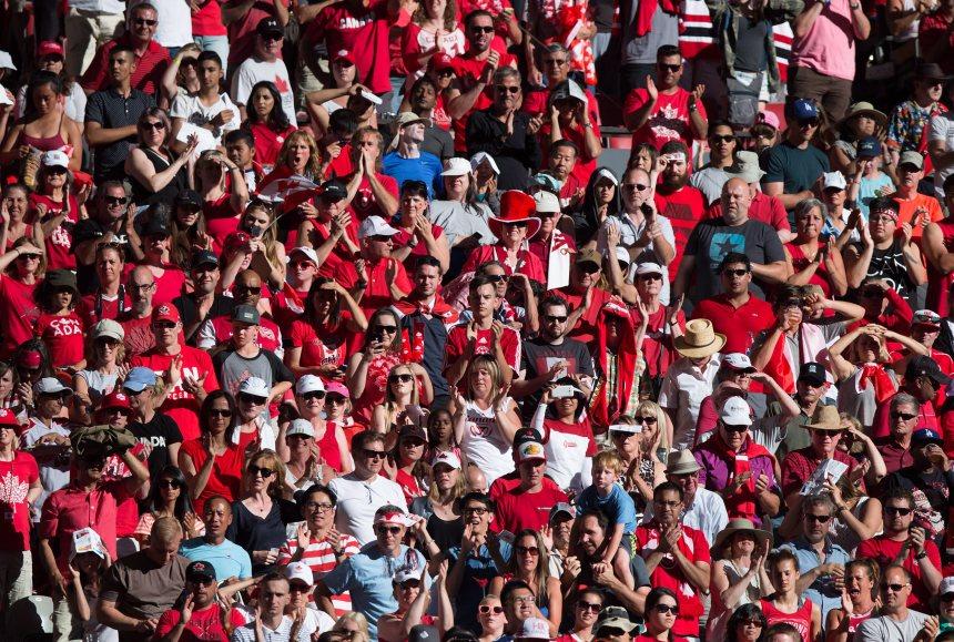 Coupe du monde: Une autre bonne foule attendue à Vancouver