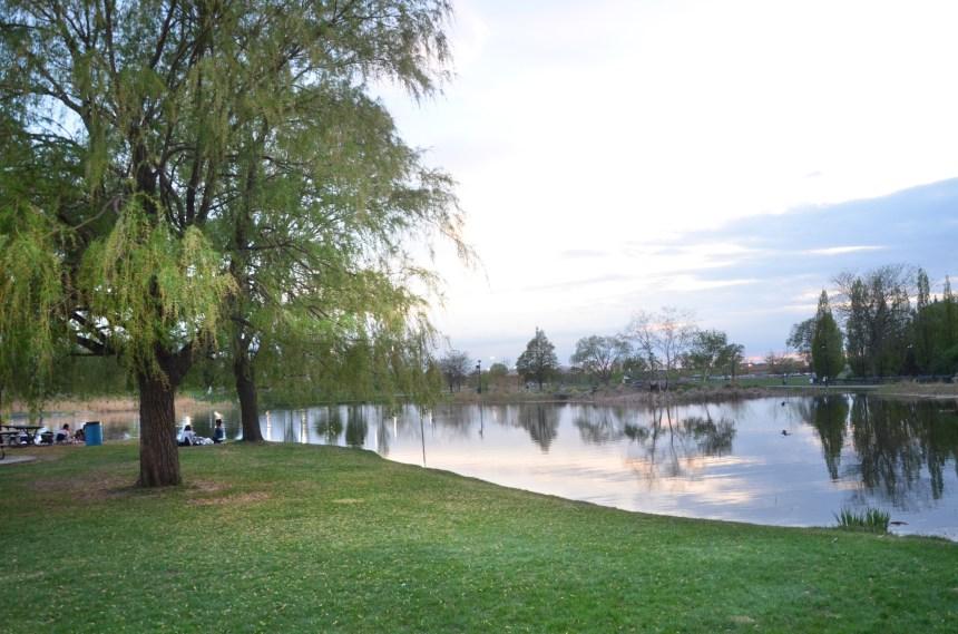 Le parc Jarry a 90 ans