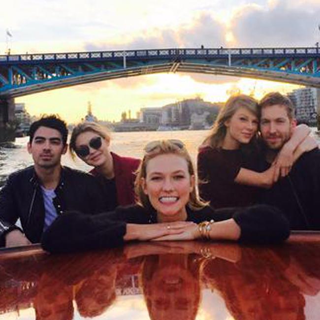 Taylor Swift: un double rencard improbable avec Joe Jonas