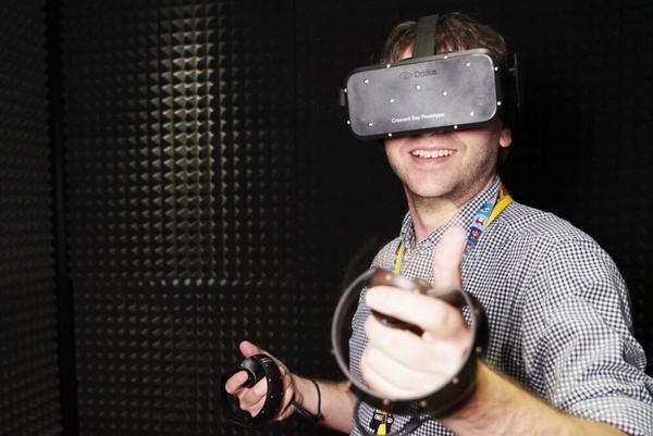 E3 2015: l'Oculus Touch transforme l'Oculus Rift